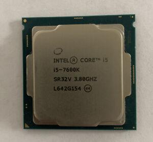 Intel i5-7600k 7th Gen CPU - Unlocked