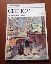 L20> Tutto il teatro - Cechov 2° - 1966 - Casini Editore