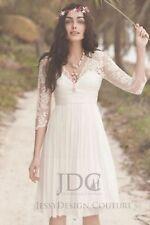 Standesamtkleid Kurz In Brautkleider Gunstig Kaufen Ebay