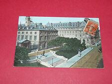 CPA CARTE POSTALE 1915 PARIS LE COLLEGE DE FRANCE LA SORBONNE UNIVERSITE ECOLE