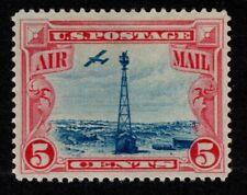 OAS-CNY 8077 AIR MAIL SCOTT C11 MINT HINGED XF