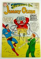 DC SUPERMAN'S PAL JIMMY OLSEN (1960) #43 SILVER AGE VG/FN (5.0) Ships FREE!