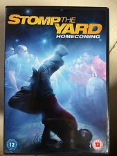 Stomp The Yard - Homecoming Baile Urbano/Baile Urbano Musical / Drama ~ GB DVD
