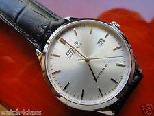 EPOS Originale WHT face auto mechanical see-thru self-winding 3420 ETA2892 watch