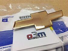 Chevrolet Volt Front Bumper Next Generation Bow Tie EMBLEM new OEM 22865819