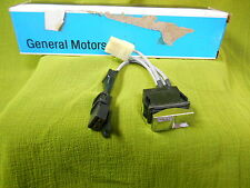 NOS 86 87 88 89 90 91 Seat Recliner Switch Assembly Cadillac DeVille Seville