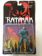 Special Edition Nightwing with Sonic Blaster & Stealth Outfit Batman  1995 MOC