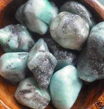 Emerald Crystal Polished Tumbled Healing Love Gem Stone