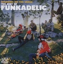 Funkadelic Best of -standing on The Verge 2x LP Vinyl (westbound) Soul Funk