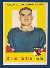 BRIAN CULLEN  59-60 TOPPS 1959-60 NO 55 EX+ 4