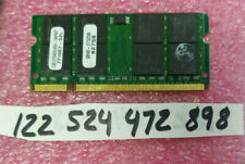 1GB 2RX8 DDR2 2RX8  PC2-4200 CL4 DDR2-533 533 200PIN NON-ECC DUAL CHANNEL 64X8