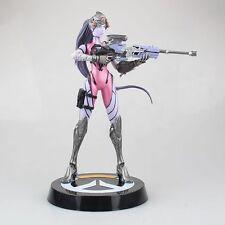 Blizzard OverWatch OW Heroes Widowmaker Amélie Lacroix PVC Figure Model Statue