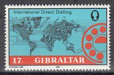 Gibraltar nº 456 ** la introducción-telefónicas por posibilidad de elección