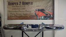 OEM 93-98 Toyota T-100 Rear Bumper Chrome Bumper Triple Plated w/ assembly