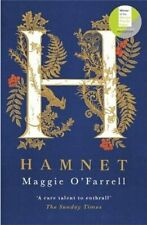 Hamnet WINNER OF THE WOMEN'S PRIZE FOR FICTION 2020 9781472223791 | Brand New