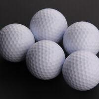 22Pcs EVA Foam Practice Golfer Assorted Color Indoor Sponge Golf Training Balls