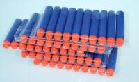 10 pcs Nerf gun N-strike bullets blasters Refill Clip Darts for toy nerf guns