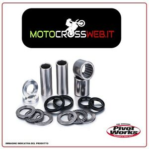 KIT PIVOT WORKS REVISIONE PERNO FORCELLONE HUSQVARNA WR 125 2004-2009