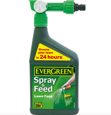 Evergreen 016267 Spray and Feed Lawn Food - 1L