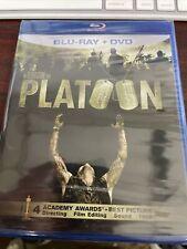 New listing Platoon (Blu-ray/Dvd, 2011, 2-Disc Set) Sealed New