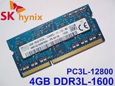 4GB DDR3L-1600 PC3L-12800 1600Mhz SK HYNIX HMT451S6BFR8A-PB MEMORY RAM SPEICHER