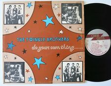 THE TWINKLE BROTHERS DO YOUR OWN THING RARE ORIG UK CARIB GEMS LP 1977 MINT-