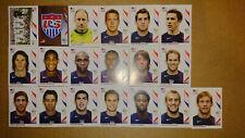 Panini - FIFA WORLD CUP - GERMANY 2006 - EQUIPE COMPLETE USA