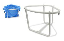 Sink Waste Bin Mini Rack Trash Bag Holder - Counter/Desk Top Rubbish Basket