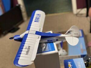 Horizon Hobby RC Battery sport Cub blue and white airplane RTF
