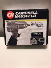 Campbell Hausfeld Impact Wrench 3/8'