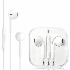 New EarBuds Earphones Headphones Microphone apple iphone 4 5 5S 6 6S 7 + 8 Plus