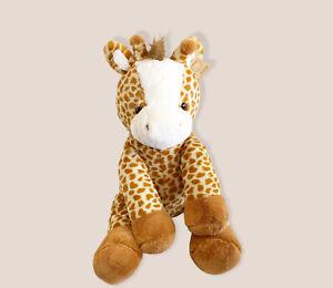 "Animal Adventure Giraffe Plush Brown White 2021 Stuffed Animal 23"" Lovey Zoo Pet"