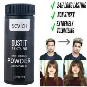 Pro Mattifying & Volume Powder Hair Styling Texturising Dust It Wax by Sevich UK