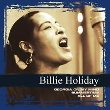 BILLIE HOLIDAY - COLLECTIONS   CD NEW!