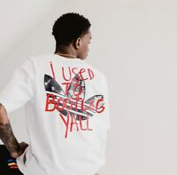 Joefreshgoods Freshgoods DBM Adidas RARE UNRELEASED Shirt S Supreme FOG Yeezy