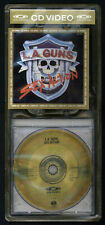 L.A. Guns - Sex Action CDV (CD Video) BRAND NEW still sealed in blister pack