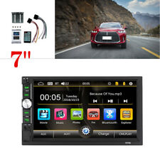 7 inch Car Bluetooth MP5 HD Touch Player IOS Mobile Phone Reversing Image 7070s