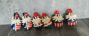 Whimsical Santa Claus Christmas Napkin Rings, Set of 6 From QVC