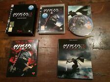 Ninja Gaiden Sigma 2 Collector'S Edition Ps3 Ottima Edizione Italiana