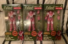 FALLOUT MEGA MERGE X-01 HOT ROD HOT PINK POWER ARMOR TARGET EXCLUSIVE SERIES 2