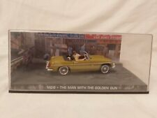 James Bond 007 Car Collection, MGB Roadster, Man with The Golden Gun..1/43.