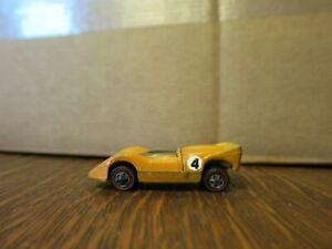Hot Wheels Redline McLaren M6A 1968 USA Orange