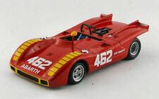 Abarth Sp 2000 #462 Winner Sestriere 1970 A. Merzario 1:43 Model BEST MODELS