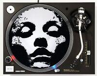 "Gothic - DJ Turntable Slipmat 12"" LP Vinyl Record Slip Mat"