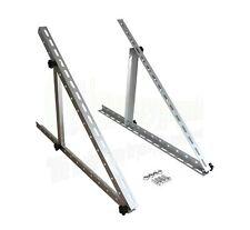 Adjustable Angle Solar Panel Mounting Frame Brackets Shed Boat Ground Mount