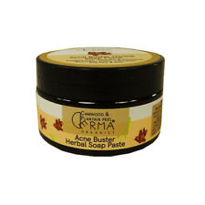 Derma Organics Acne Buster Herbal Soap Paste 4 oz.
