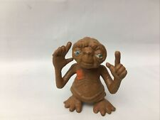 Vintage E.T. Extra Terrestrial Figurine Figure Toy 1982 -Stephen Spielberg-SciFi