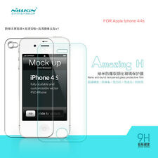 Nillkin Amazing 9H Tempered Glass Screen Protector for Apple Iphone 4S