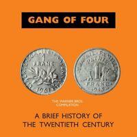 Gang Of Four – Brief History Of The Twentieth Century, Ltd Ed, 2XLP, Clear Vinyl