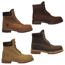 Timberland 6 Inch Premium Boots Waterproof Schnürstiefel Herren Stiefel Schuhe